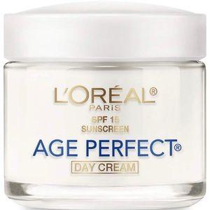 L'Oreal Age perfect Day cream SPF 15